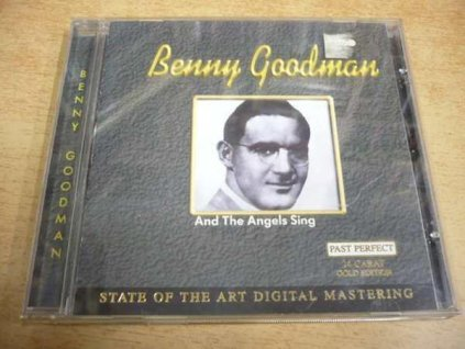 CD BENNY GOODMAN - And The Angels Sing