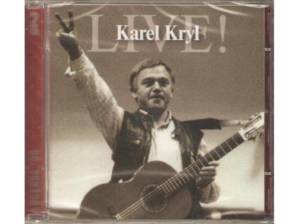 2CD Karel Kryl - LIVE Lucerna 90´