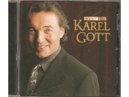 CD Karel Gott - Best Of