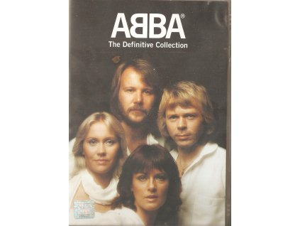 DVD ABBA - The Definitive Collection