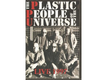DVD Plastic People Of The Universe - LIVE 1997