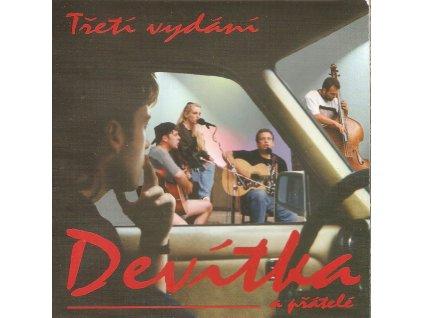 CD Devítka a přátelé - Třetí vydání