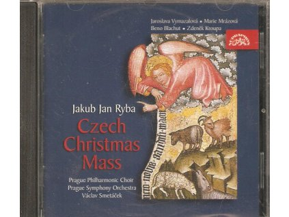 CD Jan Jakub Ryba - Czech Christmass Mass - Pražský symfonický orchestr