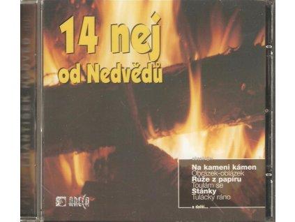 CD 14 nej od Nedvědů