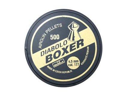 Diabolo Boxer 500, 4,5mm (.177)