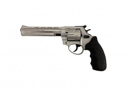 Flobertka Zoraki Streamer 4,5 lesklý chrom cal. 6mm ME Flobert - neplatíte poštovné.