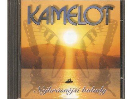 CD KAMELOT - Nejkrásnější balady