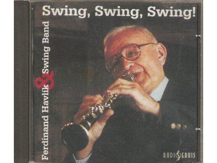 CD Ferdinand Havlík & Swing Band - Swing, Swing, Swing!