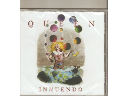CD QUEEN - INNUENDO