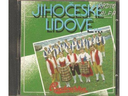 CD BUDVARKA - JIHOČESKÉ LIDOVÉ