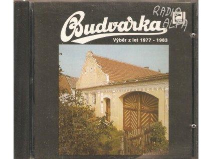 CD BUDVARKA - Výběr z let 1977 - 1983