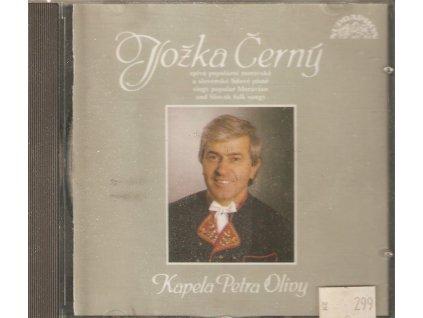 CD Jožka Černý a kapela Petra Olivy - Populární lidové písně