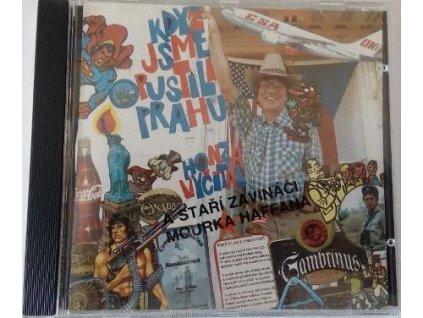CD Honza Vyčital - Když jsme opustili Prahu
