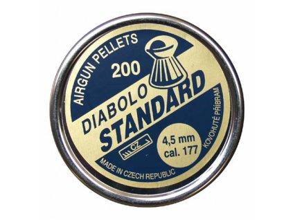 Diabolo Standard 200, 4,5mm (.177)