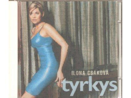 CD Ilona Csáková - TYRKYS