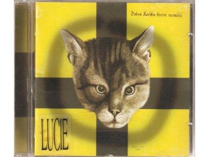CD LUCIE - Dobrá koczka, která nemlsá