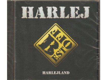 CD HARLEJ - HARLEJLAND BEST OFF