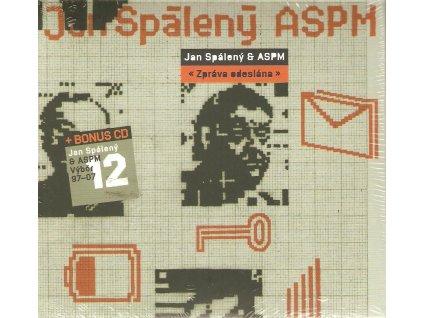 2CD Jan Spálený ASPM - Zpráva odeslána + Výběr 97 - 07