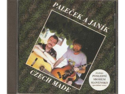 CD PALEČEK A JANÍK - CZECH MADE
