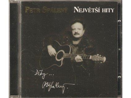 CD Petr Spálený - Největší hity