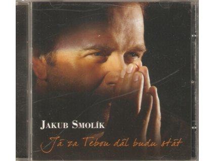 CD Jakub Smolík - Já za Tebou dál budu stát