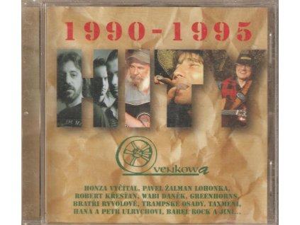 CD Vyčítal, Lohonka, Křesťan, Daněk, Ryvolové, Greenhorns, atd - HITY 1990-1995