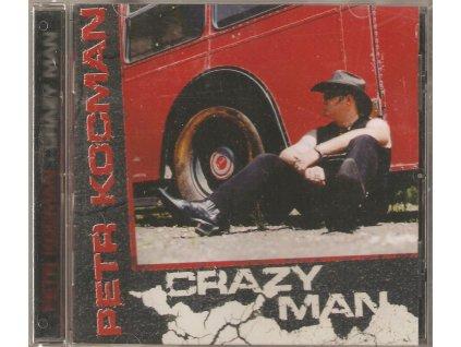 CD Petr Kocman - CRAZY MAN