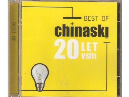 2CD Chinaski - Best of - 20 let v síti (2013)