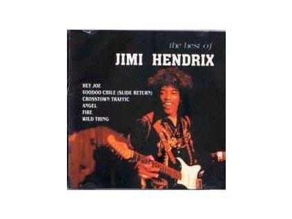 CD Jimi Hendrix - The Best of