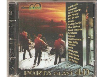 CD Porta slaví 40