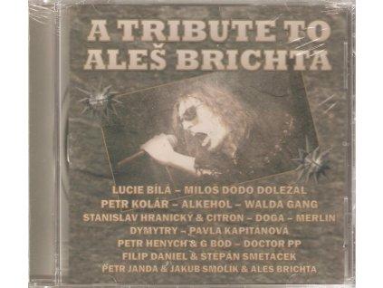 CD A TRIBUTE TO ALEŠ BRICHTA (originál zabalené)