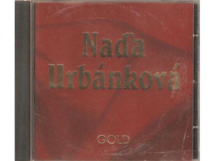 CD Naďa Urbánková - GOLD