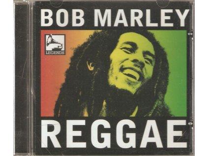 CD Bob Marley - REGGAE