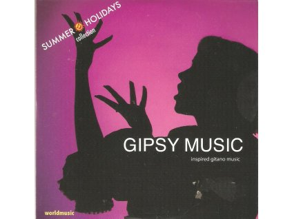 CD GIPSY MUSIC - Summer Holidays collection