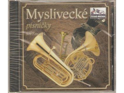 CD Jiří Zmožek - Myslivecké písničky