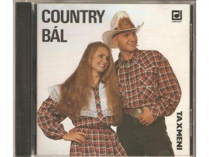 CD TAXMENI - COUNTRY BÁL