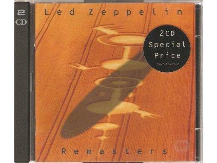 2CD LED ZEPPELIN - Remasters
