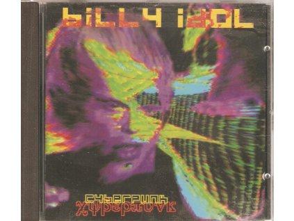 CD BILLY IDOL - CYBERPUNK