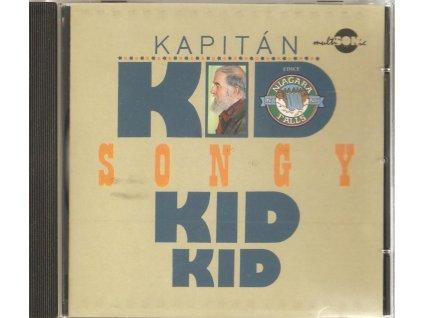 CD KAPITÁN KID - SONGY