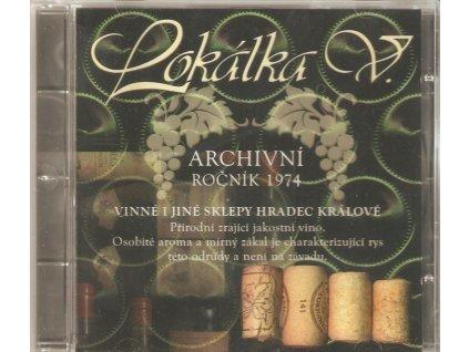 CD Lokálka V. - ARCHIVNÍ ROČNÍK 1974
