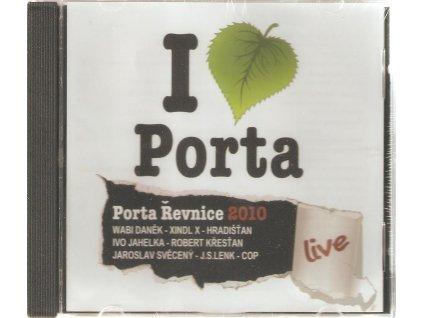 CD PORTA Řevnice 2010