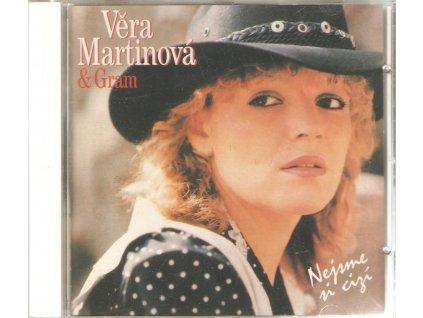 CD Věra Martinová & Gram - Nejsme si cizí