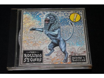 CD The Rolling Stones - Bridges To Babylon