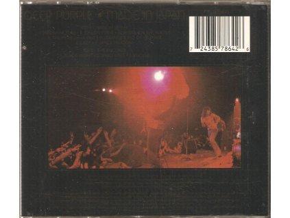 2CD Deep Purple - Made in Japan