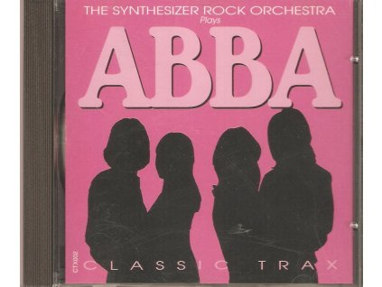 CD ABBA - THE SYNTHESISER ROCK ORCHESTRA PLAYS CLASSIC TRAX
