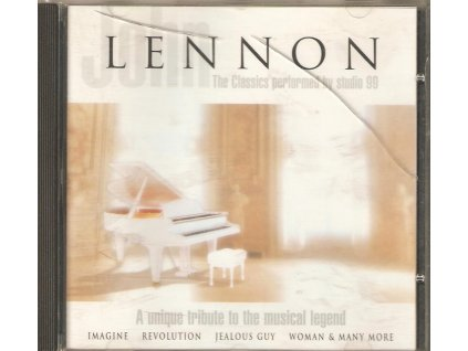 CD JOHN LENNON - A unique tribute to the musical legend