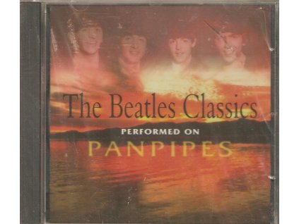 CD The Beatles Classic - PERFORMED ON PANPIES