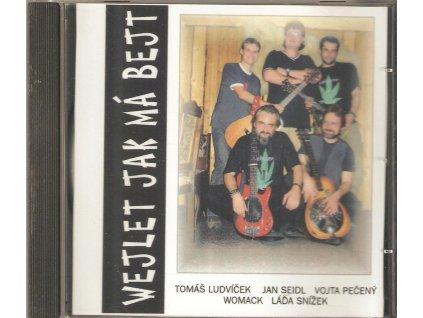 CD BLUEGRASS - WEJLET JAK MÁ BEJT