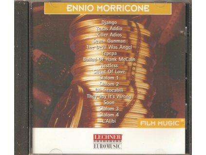 CD ENNIO MORRICONE - FILM MUSIC
