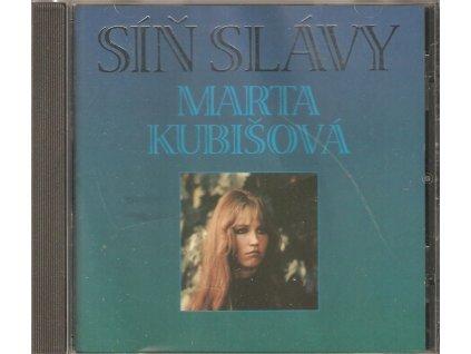 CD Marta Kubišová - SÍŇ SLÁVY